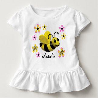 Bumble Bee Baby Girl Shower Tshirts