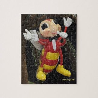 Bumble Bee Ben Jigsaw Puzzle