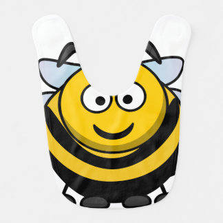 Bumble Bee Bib