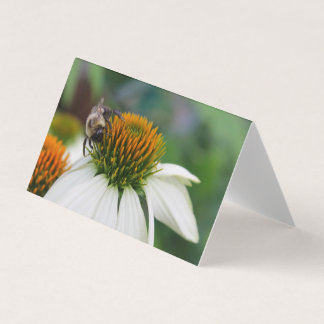 Bumble Bee Cards Flowers