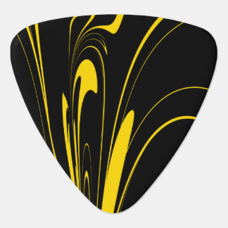Bumble Bee Colors Guitar Pick