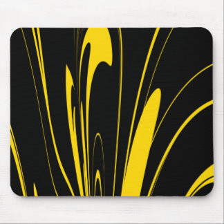 Bumble Bee Colors Mouse Pad