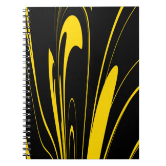 Bumble Bee Colors Notebook