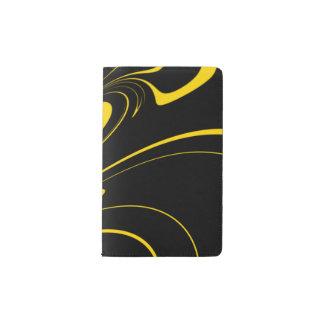 Bumble Bee Colors Pocket Moleskine Notebook