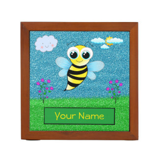 Bumble Bee Desk Organizer