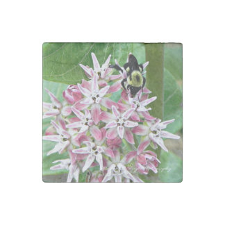Bumble Bee & Flower Magnet