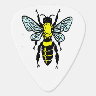 BUMBLE BEE GUITAR PICK