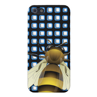 Bumble Bee - Hard Case/Skin for iPhone 4 iPhone 5/5S Cases