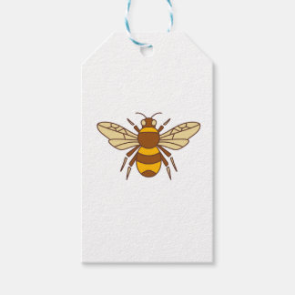 Bumble Bee Icon Gift Tags