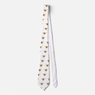 Bumble Bee Icon Tie