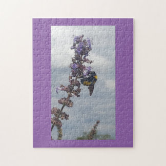 Bumble Bee Jigsaw Puzzle