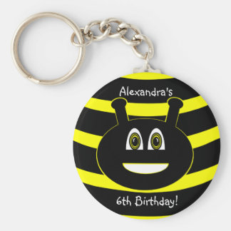 Bumble Bee Keychain Party Favors Souvenirs