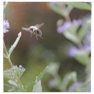 Bumble Bee Napkin