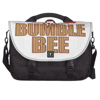 Bumble Bee Save Bag For Laptop