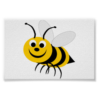 Bumble Bee Small Print