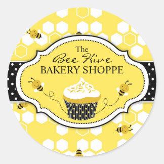 Bumble Bee Sticker RBIZ