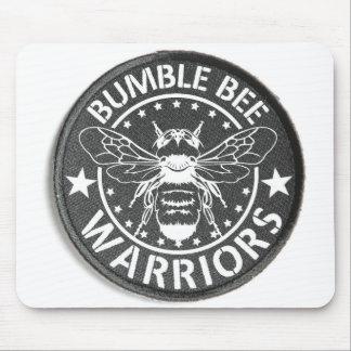 Bumble Bee WARRIORS Mousepad