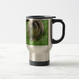 Bumble Rabbit Travel Mug