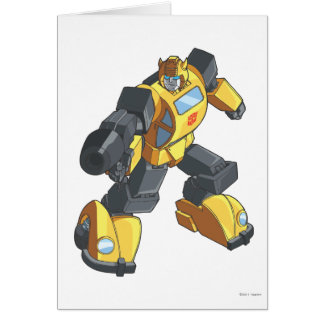 Bumblebee 2 card