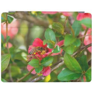 Bumblebee And Azalea iPad Cover
