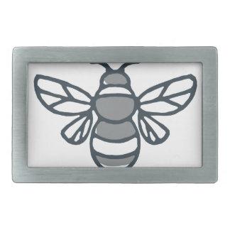 Bumblebee Bee Icon Belt Buckles