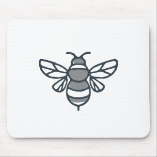 Bumblebee Bee Icon Mouse Pad