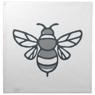 Bumblebee Bee Icon Napkin