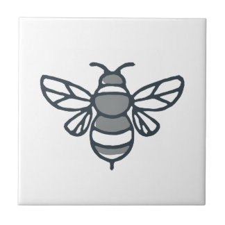 Bumblebee Bee Icon Tile