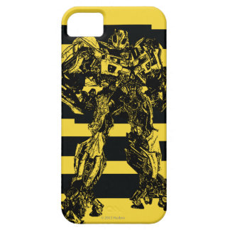 Bumblebee Bee Stripes iPhone 5 Case