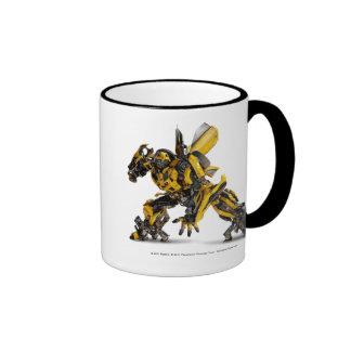 Bumblebee CGI 3 Ringer Coffee Mug