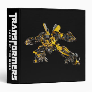 Bumblebee CGI 4 Vinyl Binder