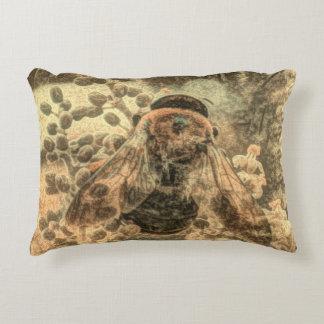 Bumblebee Decorative Pillow