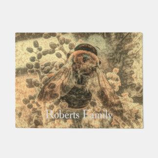 Bumblebee Doormat