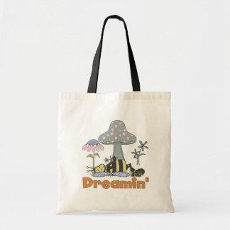 Bumblebee Dreamin' Tote Bag