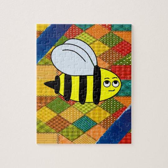 Bumblebee Jigsaw Puzzle
