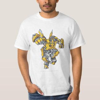 Bumblebee Line Art 6 Tee Shirt