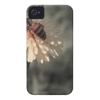 Bumblebee on flower Case-Mate iPhone 4 case