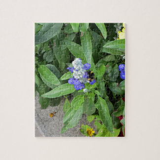 Bumblebee on flowers jigsaw puzzle