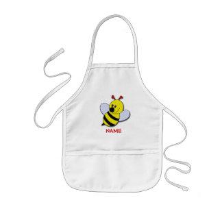 Bumblebee Paint Smock! Kids Apron