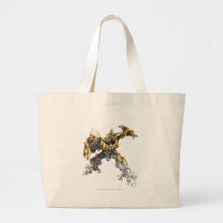 Bumblebee Sketch 1.5 Large Tote Bag