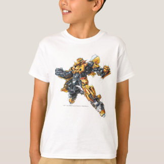 Bumblebee Sketch 2 T-Shirt
