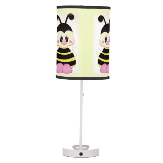 """Bumblebee"" TABLE LAMP"