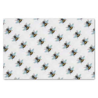Bumblebee Tissue Paper