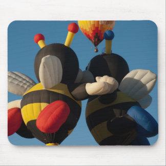 Bumblebees Mousepad