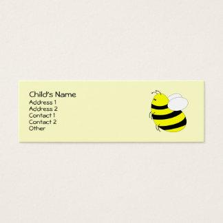 Bumbled Mini Business Card