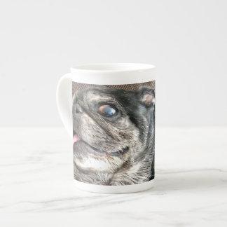 Bumblesnot Bone China Mug: Crazy About Pet Rescue Tea Cup
