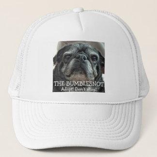 Bumblesnot Hat: Adopt! Don't shop! Trucker Hat