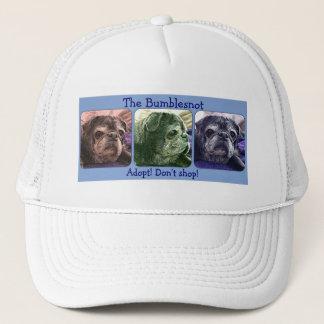 Bumblesnot hat: Color Me Bumble Trucker Hat