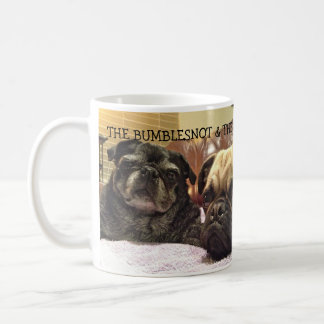 Bumblesnot mug: Bring a little love... Coffee Mug