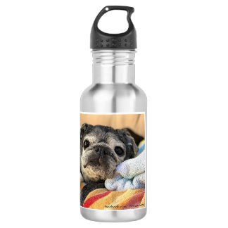 Bumblesnot water bottle: Rescue is the best breed!